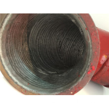 hardfacing welding wear tube